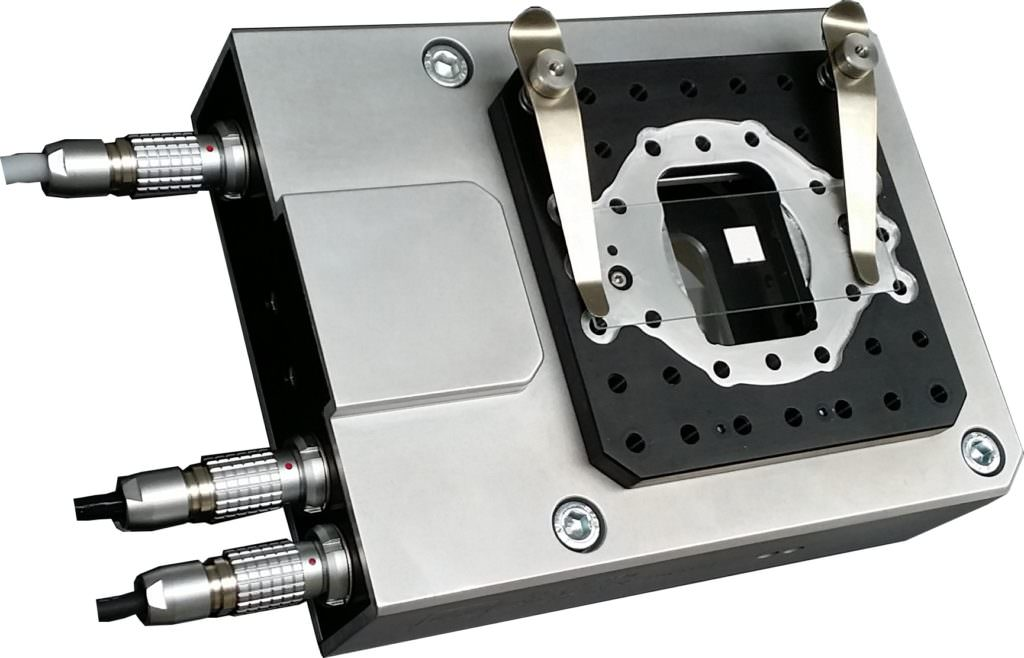 photo table nano positionnement NLS 2 axes