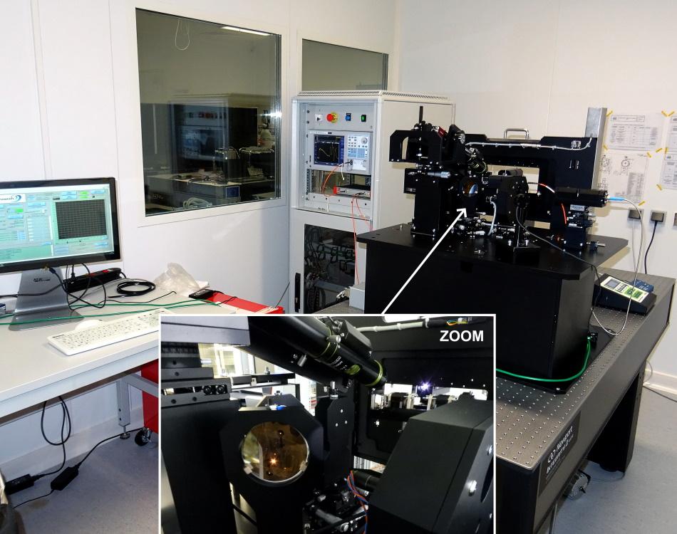 Banc-spectral-machine-de-precision-isp-system